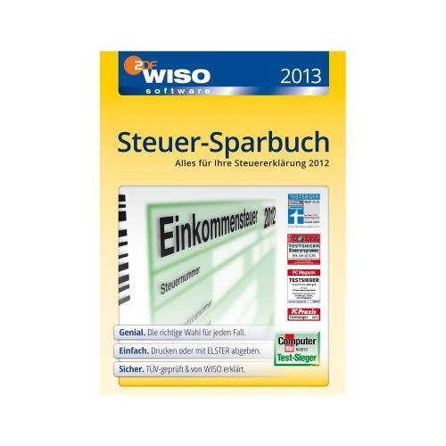 WISO Steuer-Sparbuch 2013 bei den Amazon Osterangeboten 18€