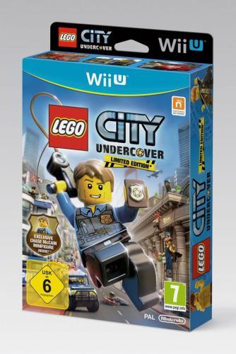[WiiU] Lego City Undercover für 45,48 € (Chase McCain Lego Figur & Versand inkl.)