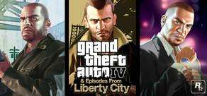 [Steam] Grand Theft Auto IV: Complete Edition für 7,49€