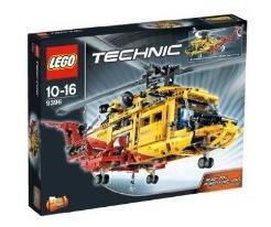 (Lokal Famila Buchholz) LEGO Technic 9396 - Großer Helikopter für 50€