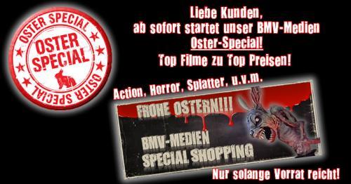 Blu-rays und Dvds: Osterangebote bei bmv-medien.de