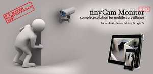 tinycam monitor pro im android playstore 1,49 statt 3,99