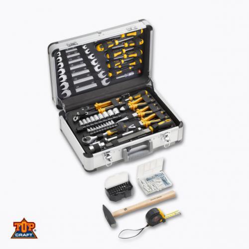 [Aldi Nord] Top Craft Werkzeugkoffer 101-teilig ab 04.04.2013