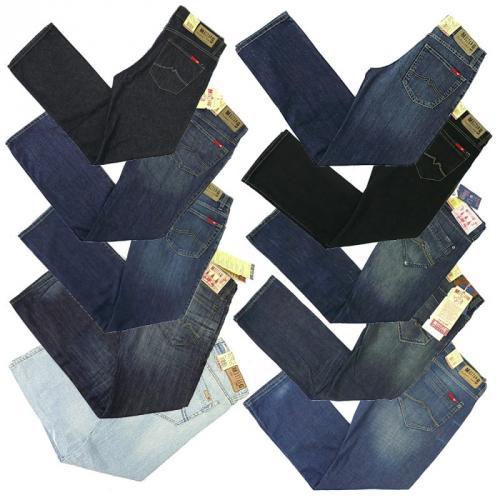 MUSTANG Herren Jeans (Michigan, New Oregon, Tramper, Big Sur, Oregon) für 33,99€ statt 69,99€