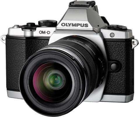 [Amazon] Olympus OM-D E-M5 mit 12-50mm Kitobjektiv, HLD-6 Batteriegriff und 45mm 1.8 M.Zuiko für 1.357,96€