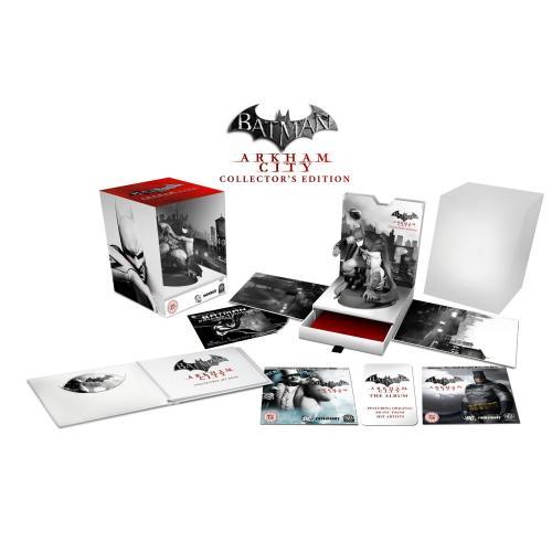 [PS3] Warner Bros Batman: Arkham City Collectors Edition für 39,95€ frei Haus