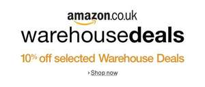 Ab 1. April bis 8. April 10 % auf Amazon.co.uk WarehouseDeals