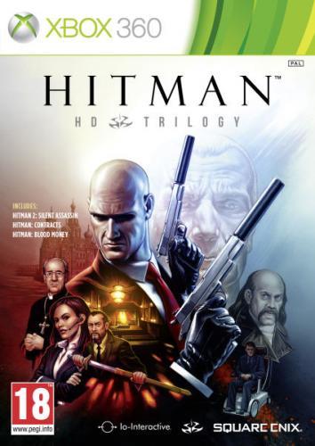 Hitman HD Trilogy für Xbox 360 und PS3 für ca. 11,84 EUR