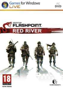 [Retail]Operation Flashpoint:  Red River (Hüllenversion) bei zavvi.com