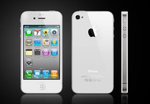 iPhone 4S schwarz oder weiß 444€ [Media Markt]