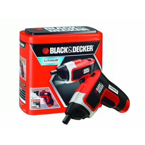 Black & Decker KC460LN-QW Mini Akku-Schrauber für 24,99 € @ Amazon