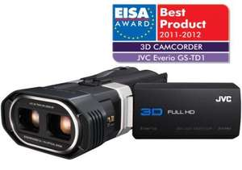 JVC GS-TD1BEU FULL HD 3D CAMCORDER 64GB 3,5 ZOLL [Null.de]