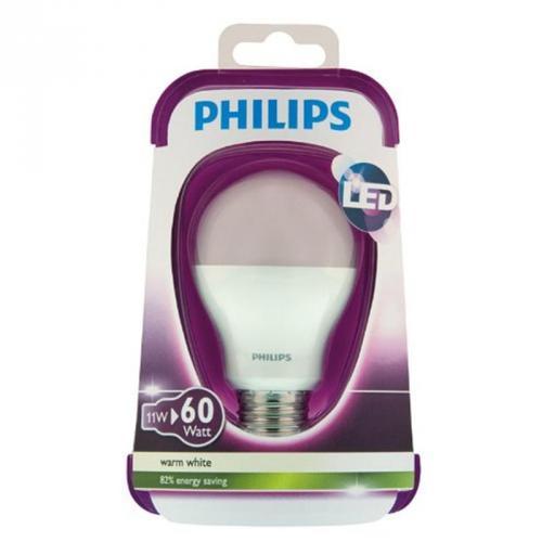 Philips 19302900 LED Birne 11W (60W) E27 WW bei telbay zu 17,20 Euro inkl. Versand