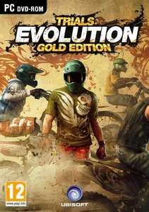 Trials Evolution - Gold Edition (Download bei amazon.de)