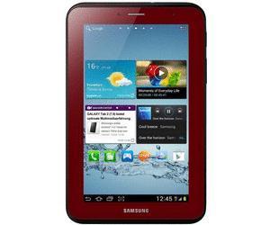 AUT Media Markt - Samsung Galaxy Tab 2 7.0 WiFi P3110 Tablet-PC in Rot für 129€ Vergleichspreis 277€!