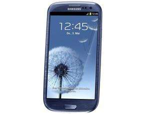 Samsung Galaxy S3 373,41€ blau/weiß @ meinPaket.de
