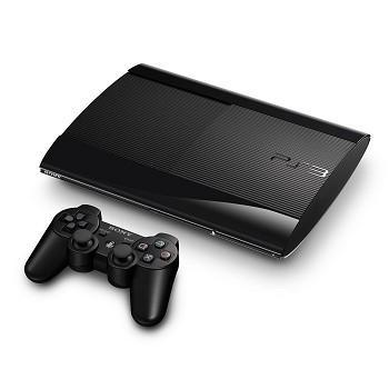 Sony PS3 Super Slim (12GB) @overclockers.co.uk 171,04€