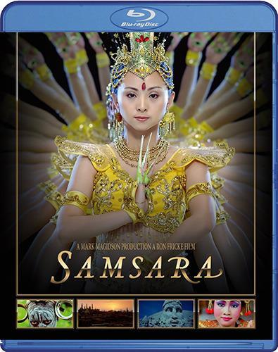 [Blu-ray] Samsara @ Amazon
