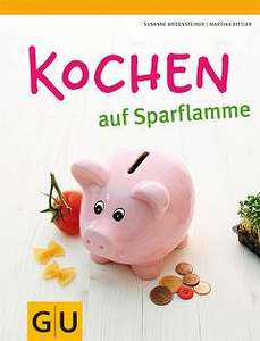 5 Kochbücher von GU + 2 Artikel für 1,00€ mit Gutschein nur 5,99€ (+ VSK 3,95)