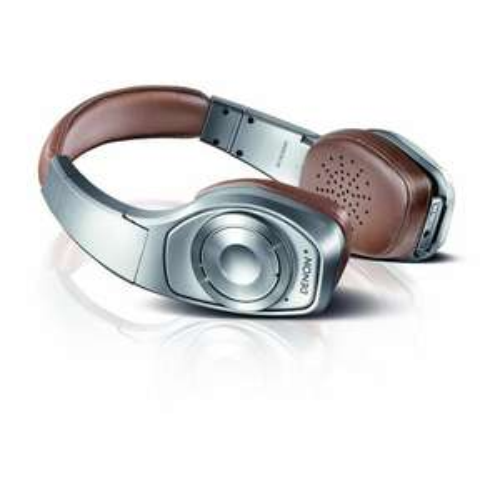 AMAZON Blitzangebot - Denon AH-NCW500SREM Globe Cruiser On-Ear-Kopfhörer Silber für 199,-€