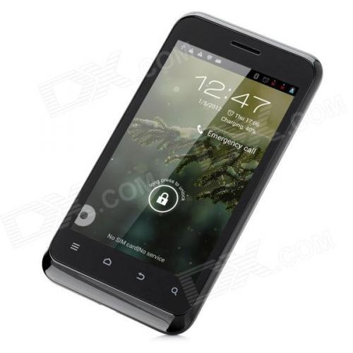 "[DX] ZTE V889S aka Blade C, 4.0"" Dual-Sim-Smartphone mit Android 4.1"