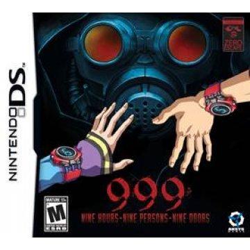 (Play-Asia) 999: 9 Hours, 9 People, 9 Doors (US) für Nintendo DS