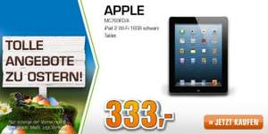 APPLE iPad 2 Wi-Fi 16GB schwarz @Saturn.de