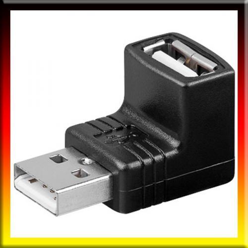 (DE) USB Winkeladapter 90° für 1,09€ @ Ebay.de