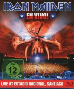Iron Maiden - En Vivo! Blu-ray
