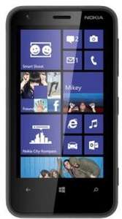Nokia Lumia 620 Black - ohne Vertrag, ohne Branding, ohne Sim-Lock, ohne Prepaid