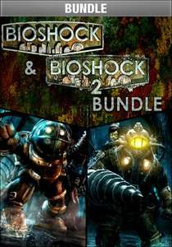 UPDATE: BioShock 1 und BioShock 2 Bundle jetzt für 2,95€ @gamefly durch 20%-Gutschein!