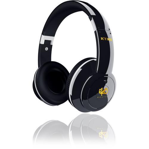 Icy Box Eko Beats Black Edition On Ear Kopfhörer für 99,99 €