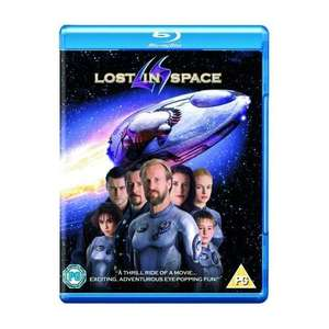 Blu-Ray - Lost In Space für €6,72 [@Play.com]