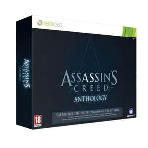 Assassins Creed Anthology -PS3 & Xbox360- ab 54,17 @Amazon.uk*up*