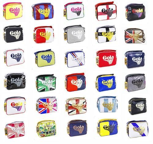Gola Umhängetaschen bei Ebay WOW für 24,99 Euro inkl. Versand - 30 Modelle