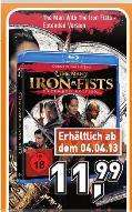 [lokal Ruhrgebiet - Berlet] The Man With The Iron Fists Blu-Ray für 11,99€ bei Berlet