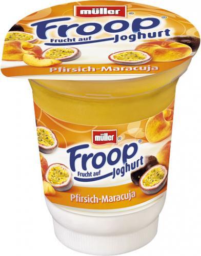 Müller Froop Joghurt  [lokal Kaufland Hamburg]