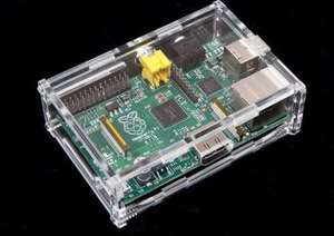 Raspberry PI Acrylic Case