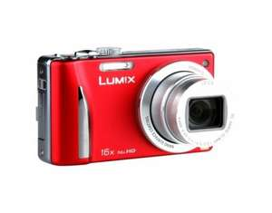 Panasonic DMC-TZ 25 EB-R red 159,30€ vk-frei