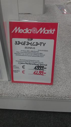 LG 55LM671S Media Markt Wuppertal Friedrich-Engels-Allee 34 42103 Wuppertal