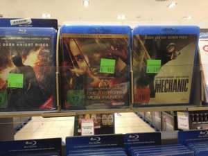 Blu-RayTribute von Panem 9,95/ Batman Dark Knight Rises und The Mechanic 7,95  im CITTI Markt Kiel