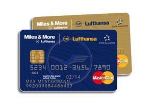 Miles & More Kreditkarte mit bis zu 10.000 Meilen (durch Empfehlung)