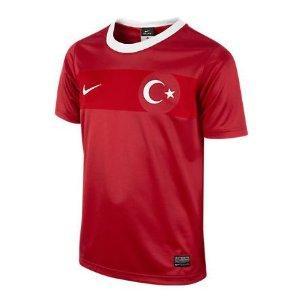 Nike Türkei Heim Trikot EM 2012 Kids Rot für  20€ @Fussballoutlet24