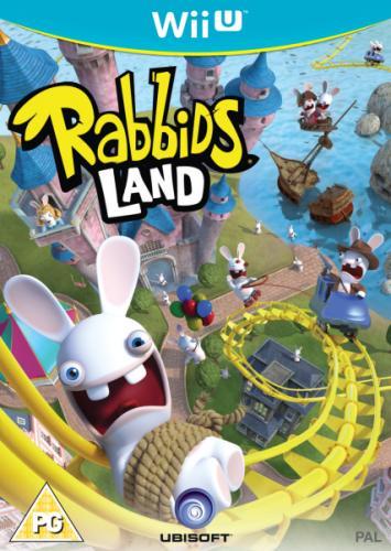 Nintendo Wii U - Rabbids Land für €17,66 [@Zavvi.com]