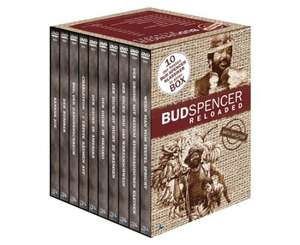 Bud Spencer DVD-Box Reloaded mit 10 Filmen für 25€ @Redcoon