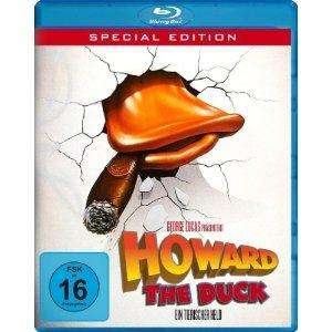 Howard the Duck - Ein tierischer Held (Blu-ray, Special Edition) bei Amazon.de für 8,97 €