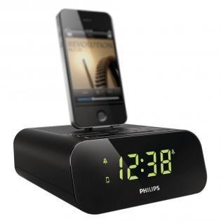 Philips AJ3270D (Radiowecker mit iPhone / iPod Dock)