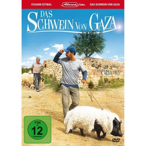 Das Schwein von Gaza DVD 8,97 EUR, BluRay 10,97 EUR bei Amazon