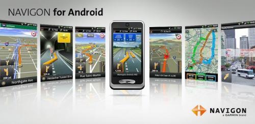 Navigon Europe (Android) für 44,95 € statt 59,95 €