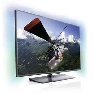 Philips 40PFL8007K 40? 3D-LED-Full-HD TV - Ambilight, Full HD, WiFi, Sat-Tuner